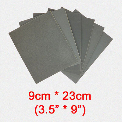 Wet And Dry 1000 1200 2000 2500 3000 Super Sand Paper - Waterproof, Polish