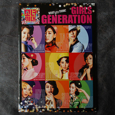 K-POP GIRLS' GENERATION SNSD PHOTOBOOK  32Page Brand New !!!