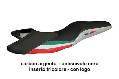 SEAT COVER FOR SUZUKI GSR 600 by tappezzeriaitalia.it