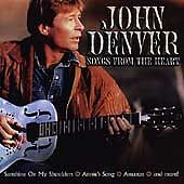 Songs from the Heart by John Denver (CD, Jan-2003, BMG Special Products)