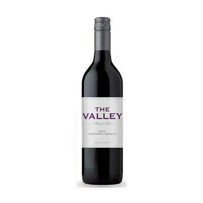 The Valley Cabernet Merlot 2013 (12 x 750ml), Margaret River WA