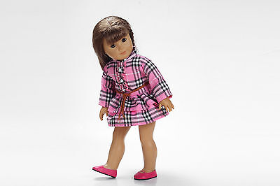 new Handmade lovely dress clothes for 18 inch American Girl Doll b38