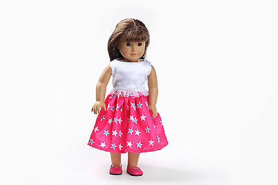 Hotsell Handmade lovely dress clothes for 18 inch American Girl Doll b122