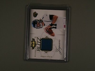 2011 Panini Plates and Patches Rookie Materials #13 Blaine Gabbert/299 Jersey