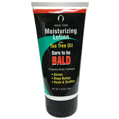 High Time Dare To Be Bald Protective Scalp Treatment Moisturizer (4.75Oz)