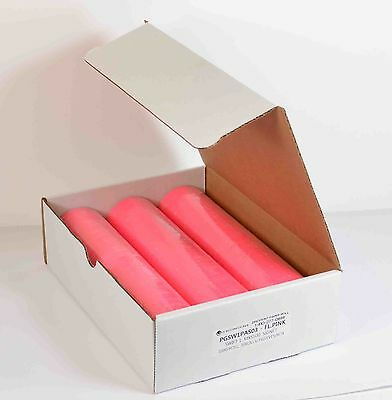 PINK 30ROLLS(30000 Labels ) for SWIFE1 MX5500 TOWA 1Line Price labeler