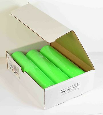 GREEN 30ROLLS(30000 Labels ) for SWIFE1 MX5500 TOWA 1Line Price labeler
