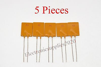 5 Pieces RGEF1000 10A 16V PPTC Poly Switch Resettable Fuse USA Seller!!