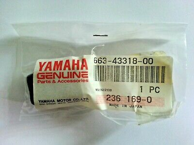 New Oem Yamaha Outboard 663-43318-00-00 Bracket Adjuster Handle Cover 40-200Hp