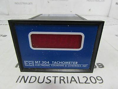 Electric Counters & Controls Mt304A New