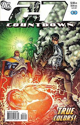 Countdown (2007) #27 NM! Dini, McKeever, Magno & Churchill! Shadowpact & Eclipso