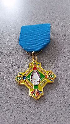 2010 Fiesta Medal  Weston Centre
