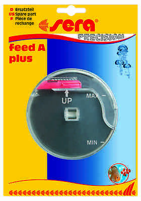 Sera food container for sera feed A plus