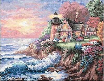 Guardian of the Sea Ocean 35090 Dimension Gold Counted Cross Stitch Kit
