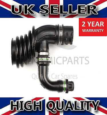 Ford Focus C-Max 1.6 Tdci Air Filter Flow Intake Hose Pipe 7M519A673Ej 1673571