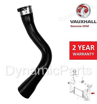 High Quality Vauxhall Insignia 2.0 Cdti Intercooler Turbo Hose Pipe 13242121 Oem