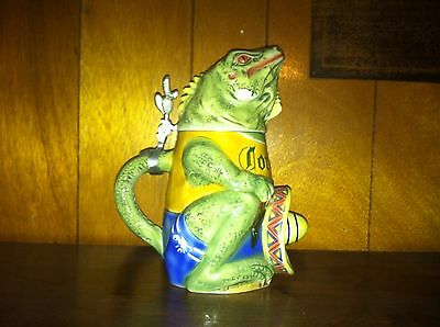 Corona Iguana Limited Edition German Beer Stein - 2nd in Series 1st Edition