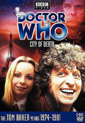 Doctor Who - City of Death (DVD, 2005, 2-Disc Set)