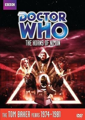 Doctor Who: The Horns of Nimon (DVD, 2010)