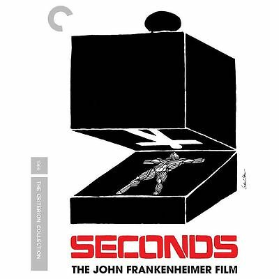 Seconds (Blu-ray Disc, 2013, Criterion Collection)