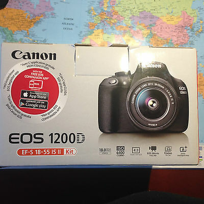 canon 1200D EF-S 18-55 IS II kit