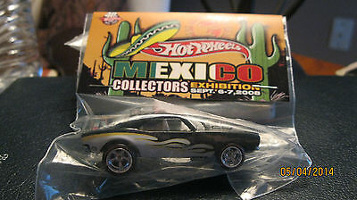 HOT WHEELS 2008 MEXICO CONVENTION 67 CAMARO  2/50 LIMITED EDITION