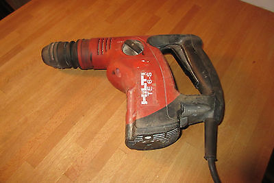 USED HILTI TE 6-S Corded SDS Plus Rotary Hammer Drill Tool 120V