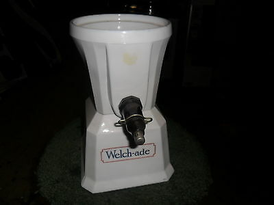Antique 1929 Welch-ade drink dispenser,