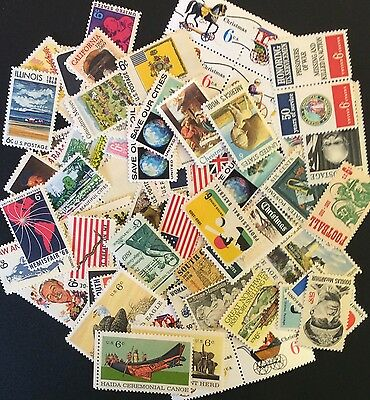 US Stamps Awesome Lot of Various Commemoratives all 6c Mint OG NH M-26