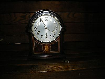Antique Seth Thomas Inlay Westminster 124 movement