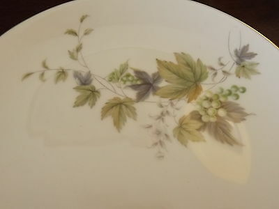 "NORITAKE RC ""DEAUVILLE"" 764 TRIO  Near Perfect Cup, Saucer & Tea/Side Plate"