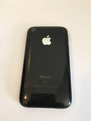 Apple iPhone 3G - 8GB - Black (AT&T) Smartphone.