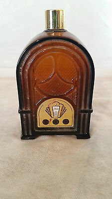 Vintage Avon Wild Country After Shave Jukebox Bottle, Collectible