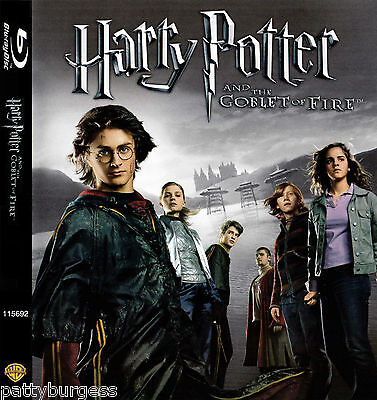 Harry Potter and the Goblet of Fire (2007 Blu-ray) Emma Watson COMBINED SHIPPING