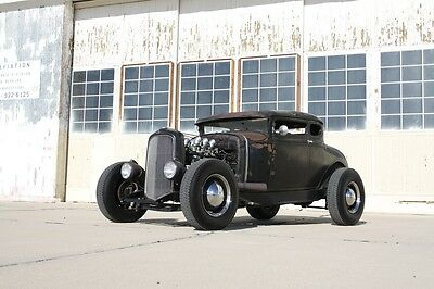 Ford : Model A Street Rod 1930 hot rod the chadly coupe