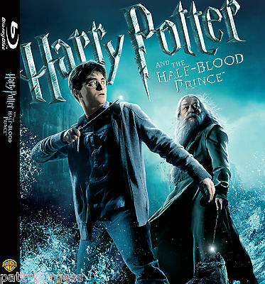 Harry Potter and the Half-Blood Prince (2009 2-Disc Blu-ray) COMBINED SHIPPING