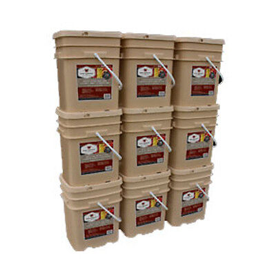 LIMITED AVAILABILITY Wise 1080 Serving Package (25 year Long Term Food Storage!)