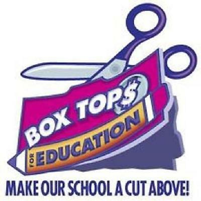 100 Box Tops For Education-neatly trimmed - FREE shipping worldwide