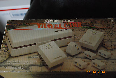 norelco travel care kit power converters. tk2  a
