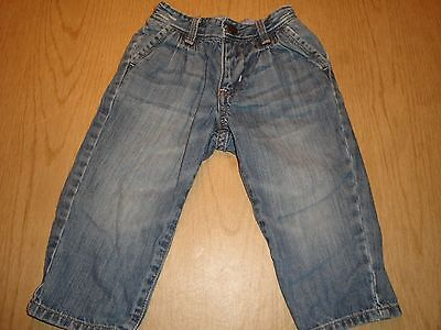 "BABY GAP ""1969"" TODDLER GIRLS JEANS SIZE 12-18 MONTHS"