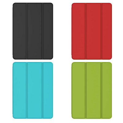 Smart Cover Custodia per Apple iPad 2/3/4, Mini, Air 2, Air/2017/2018, Pro 10,5