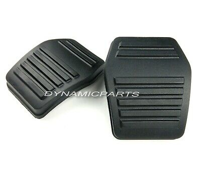 GENUINE 2x FORD TRANSIT CONNECT 02-14 PEDAL PAD RUBBER 94BB7A624AA 6789917