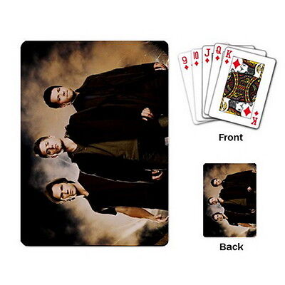 New Supernatural CD01 - Playing Cards Single Design