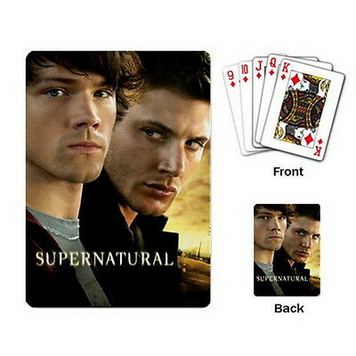 New Supernatural CD03 - Playing Cards Single Design