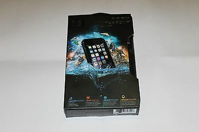 Lifeproof Fre Waterproof Case for Apple iPhone 6 Authentic Black