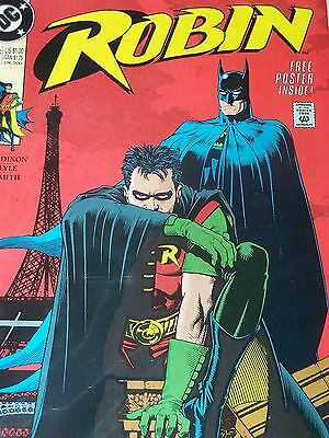 Robin (1991) Issues 1 2 3 4 5 Robin II 1 2 3 4 *FREE US PRIORITY*