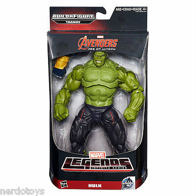 """Marvel Legends The Avengers Thanos Wave 6"""" The Hulk Action Figure IN STOCK"""