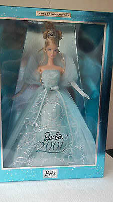 2001 Collector Edition Barbie  #50841  NRFB