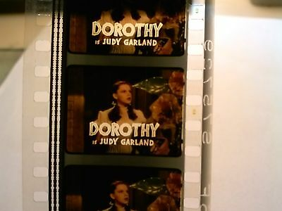 """35MM """"THE WIZARD OF OZ"""" '39  IBTECH 1955 RE-ISSUE TRAILER  VERY RARE"""