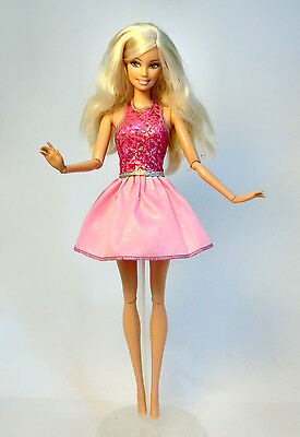 Barbie Doll Party dress wedding gown Casual wears clothes Outfit C1120515